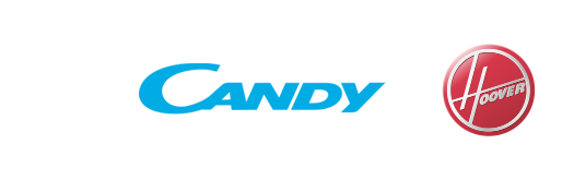 Candy, Hoover logo